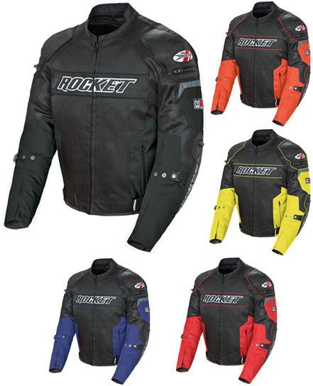 Joe Rocket 2015 Resistor Motorcycle Jacket Pine Grove Powersports
